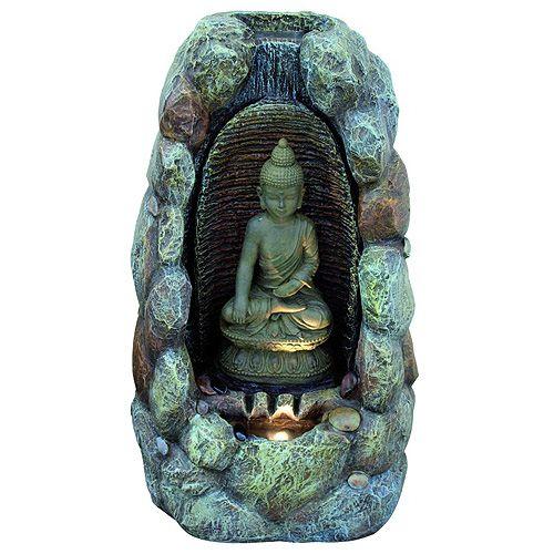 Europalms Kamenný Budha
