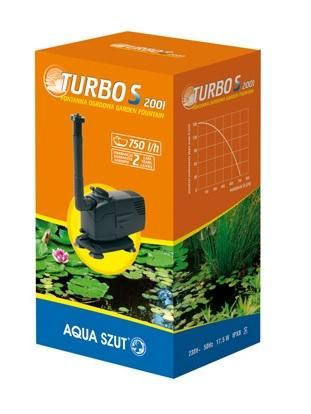 Aqua Szut Turbo S 2001