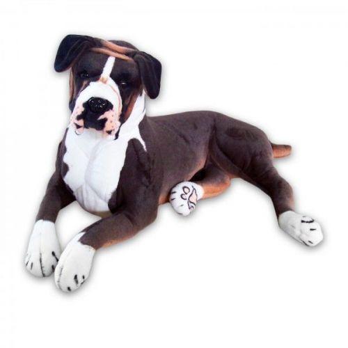 LENA TOYS plyšový pes BOXER 127 cm cena od 0 Kč