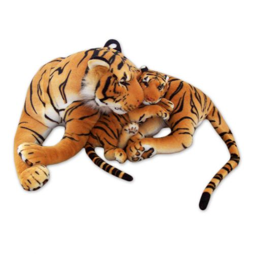 Lena Toys plyšový tygr 140 cm cena od 840 Kč