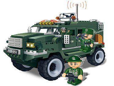 Banbao Defence Force vozidlo