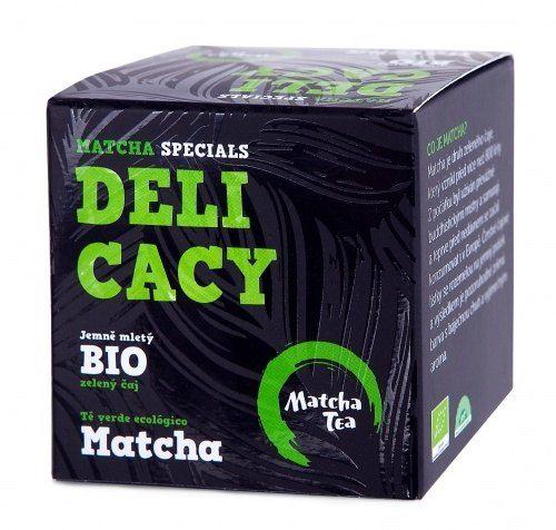 Bio Matcha Tea Delicacy 30 g cena od 699 Kč