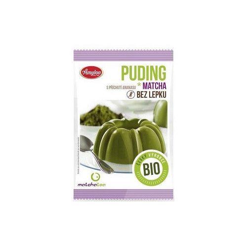 Matcha Tea Puding bez lepku s ananasem 40 g cena od 22 Kč