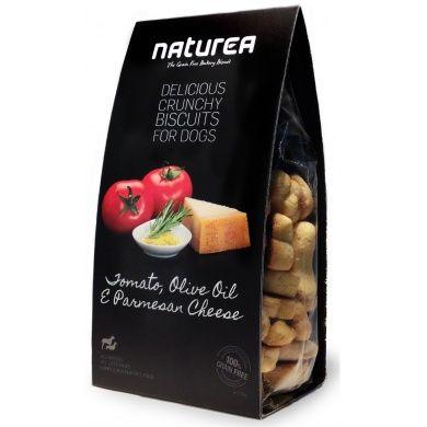 Naturea GF sušenky rajče, olivy, parmazán 230 g