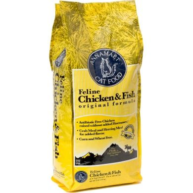 Annamaet Feline Chicken & Fish 9,07 kg