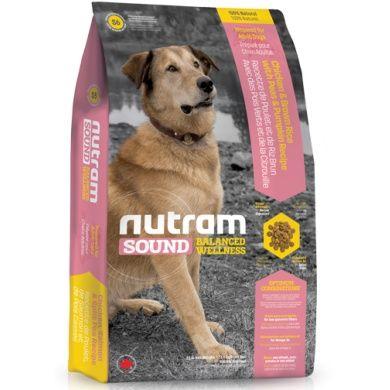 Nutram S6 Sound Adult Dog 2,72 kg