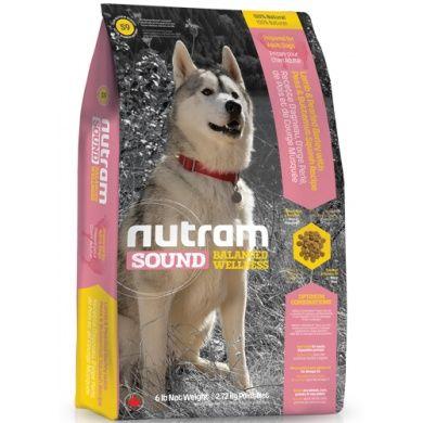 Nutram S9 Sound Adult Lamb Dog 2,72 kg