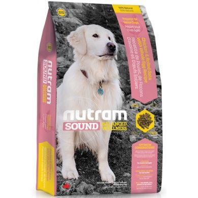 Nutram S10 Sound Senior Dog 2,72 kg