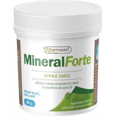 Nomaad Mineral Forte 80 g