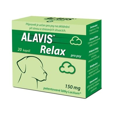 Alavis Relax 150 mg 80 tablet
