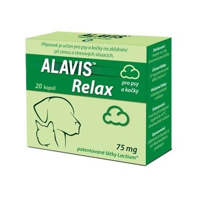 Alavis Relax 75 mg 20 tablet