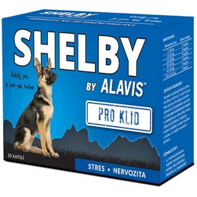 Alavis Shelby pro klid 30 tablet