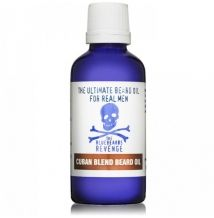 The Bluebeards Revenge Bluebeards Revenge Cuban Blend olej na vousy 50 ml