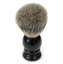 Hans Baier Acryl Black Silvertip