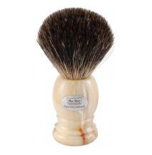Hans Baier Horn Pure Badger štětka na holení