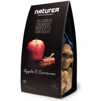 Naturea GF sušenky jablko, skořice 230 g