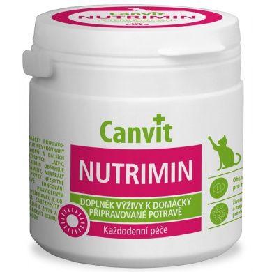 Canvit Nutrimin pro kočky 150 g cena od 109 Kč