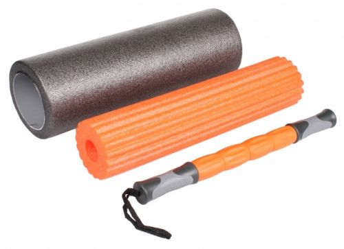 LiveUp Yoga Roller set jóga 45x16,5 cm