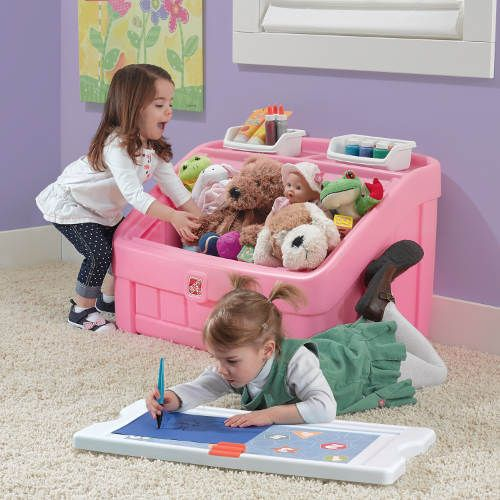 STEP2 Box na hračky 2v1
