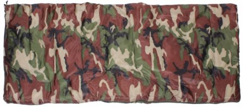 Abbey Camp Army Camouflage spací pytel