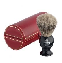 Kent Brushes Kent Black Pure Badger