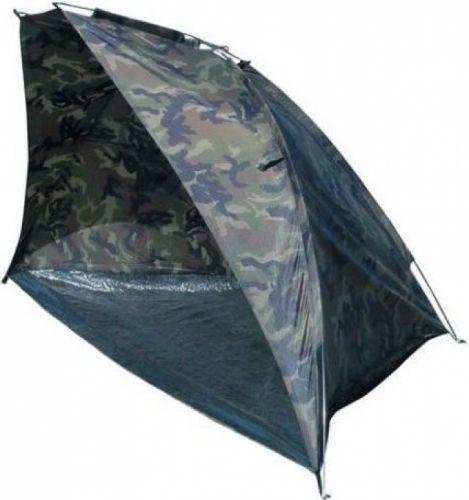 Abbey Camp Camouflage Army plážový stan