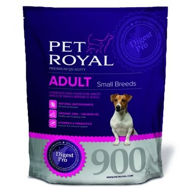 Pet Royal Adult Dog Small Breed 0,9 kg