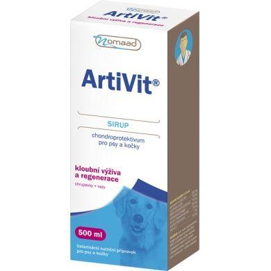 Nomaad Artvit Sirup 500 ml