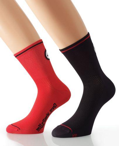 Assos mille evo7/2pcs ponožky