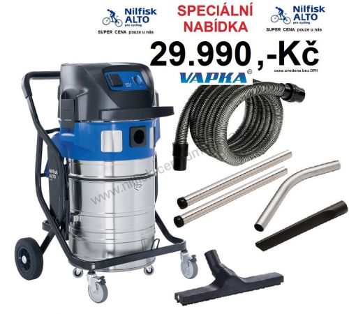 Nilfisk ATTIX 965-21 SD XC cena od 35694 Kč