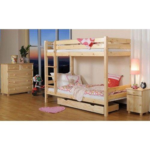 Magnat dětská dvoupatrová postel