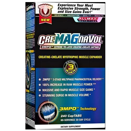Allmax Nutrition CREMAGNAVOL 240 tablet