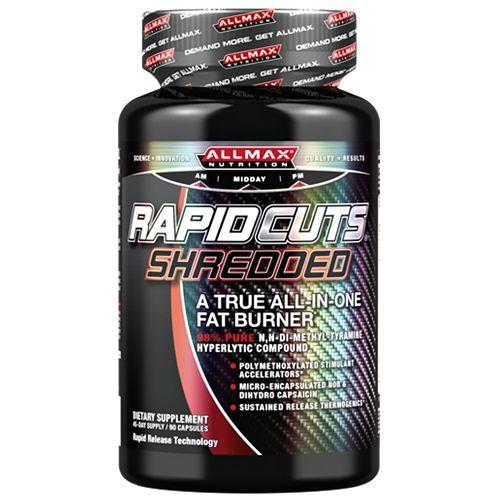 Allmax Nutrition RAPIDCUT SHREDDED 90 kapslí