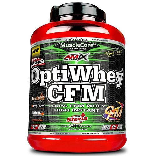 Amix Nutrition OptiWhey CFM Instant Protein 2250 g