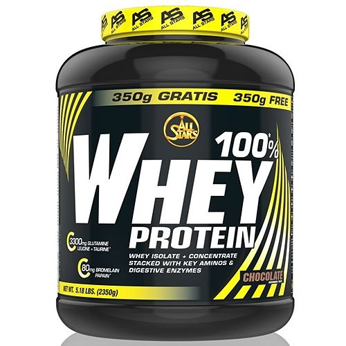 All Stars 100% Whey Protein 2350 g
