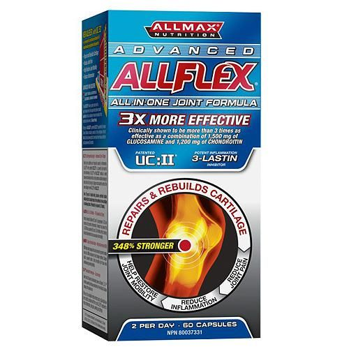 Allmax Nutrition ALLFLEX 60 kapslí
