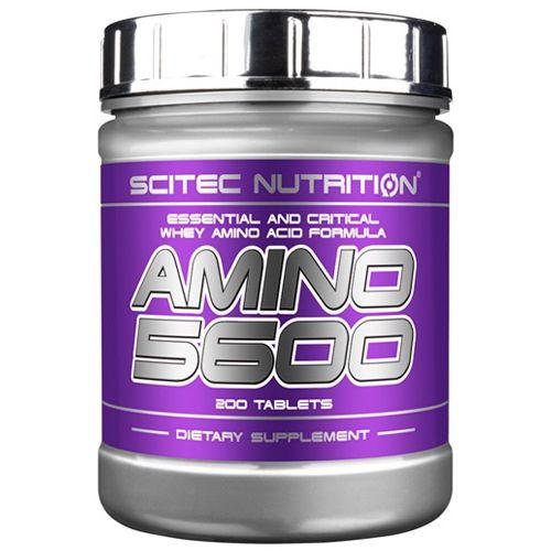 Scitec Nutrition Amino 5600 200 tablet