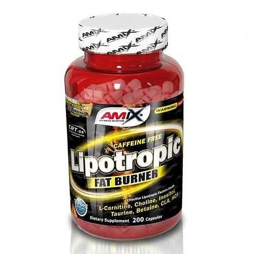Amix Nutrition Lipotropic Fat Burner 100 kapslí