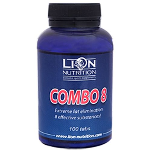 Lion Nutrition Combo 8 100 tablet
