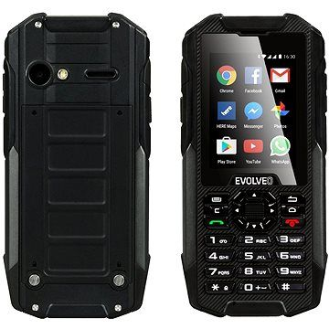 EVOLVEO StrongPhone X4 cena od 3196 Kč