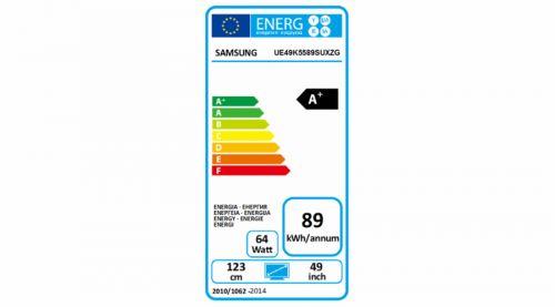 Samsung UE49K5589 cena od 16221 Kč
