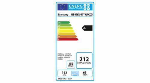 Samsung UE65KU6079 cena od 37986 Kč