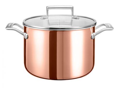 KitchenAid Hrnec s poklicí 7,6 l cena od 6990 Kč