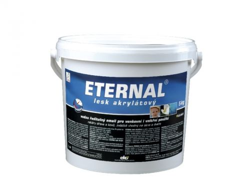 AUSTIS ETERNAL lesk akrylátový světle šedá RAL 7035 5 kg