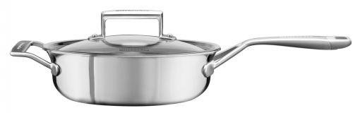 KitchenAid Kastrol nerezový s poklicí 3,3 l cena od 5990 Kč