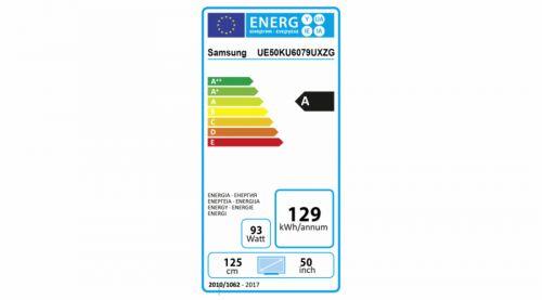 Samsung UE50KU6079 cena od 17035 Kč