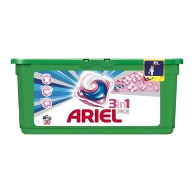 Ariel Gelové kapsle Touch of Lenor 30 ks