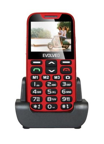 EVOLVEO EasyPhone XDR cena od 890 Kč
