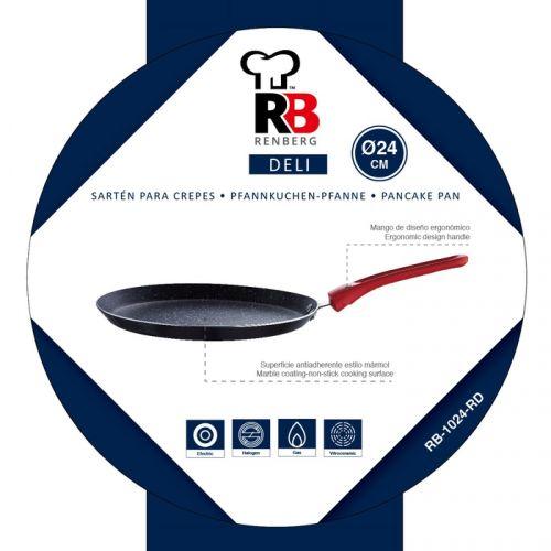 Bergner RB-1024-RD cena od 189 Kč