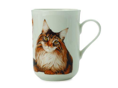 Maxwell & Williams Pets Mývalí kočka hrnek 300 ml cena od 199 Kč
